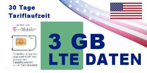 Prepaid Sim-Karte USA 30 Tage Unbegrent Festnetz-Telefonie Deutschland und Die Schweiz /& Unbegrentz Mobilfunknet nach /Österreich 6GB 4G LTE Sms /& Daten Unbegrenzte Nationale Anrufe