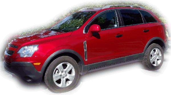 SUV Intermediate